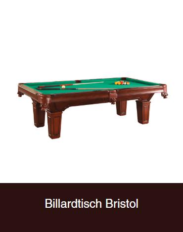 Billardtisch-Bristol