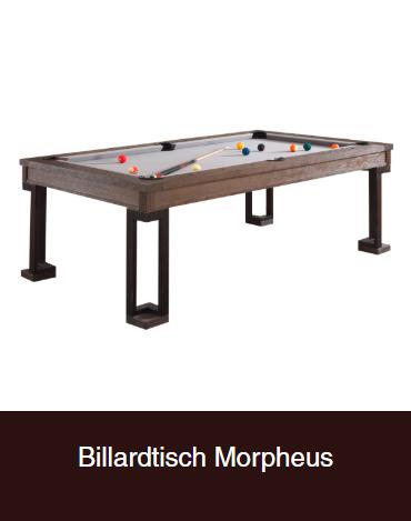 Billardtisch-Morpheus