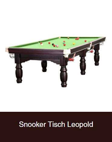 Snooker-Tisch-Leopold aus 53111 Bonn